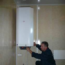 Установка водонагревателя в Пензе. Монтаж и замена бойлера г.Пенза.
