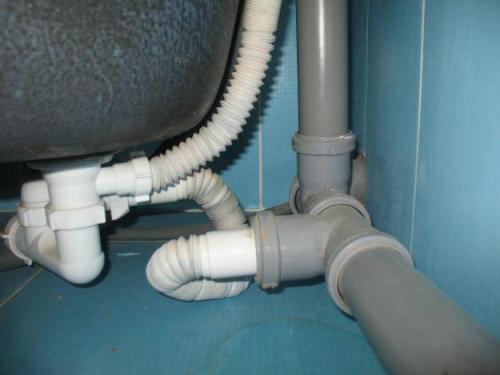 Монтаж и замена канализации в Пензе. Установка канализации г.Пенза.